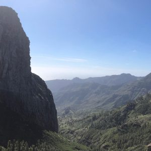 Nature in La Gomera